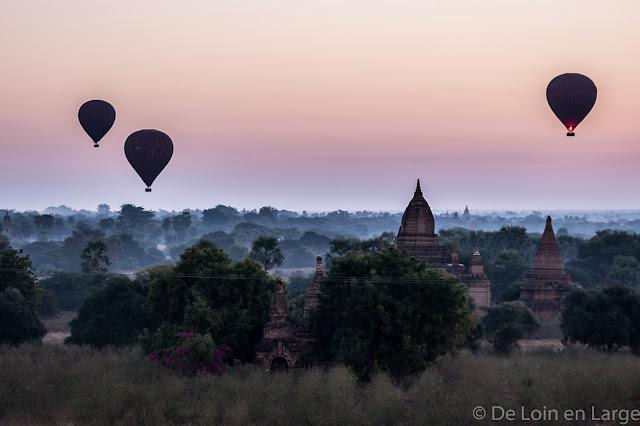 Temple de Bulethi - Bagan - Myanmar - Birmanie