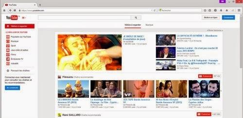 Firefox 37 pour Windows supporte les vidéos HTML5 dans YouTube