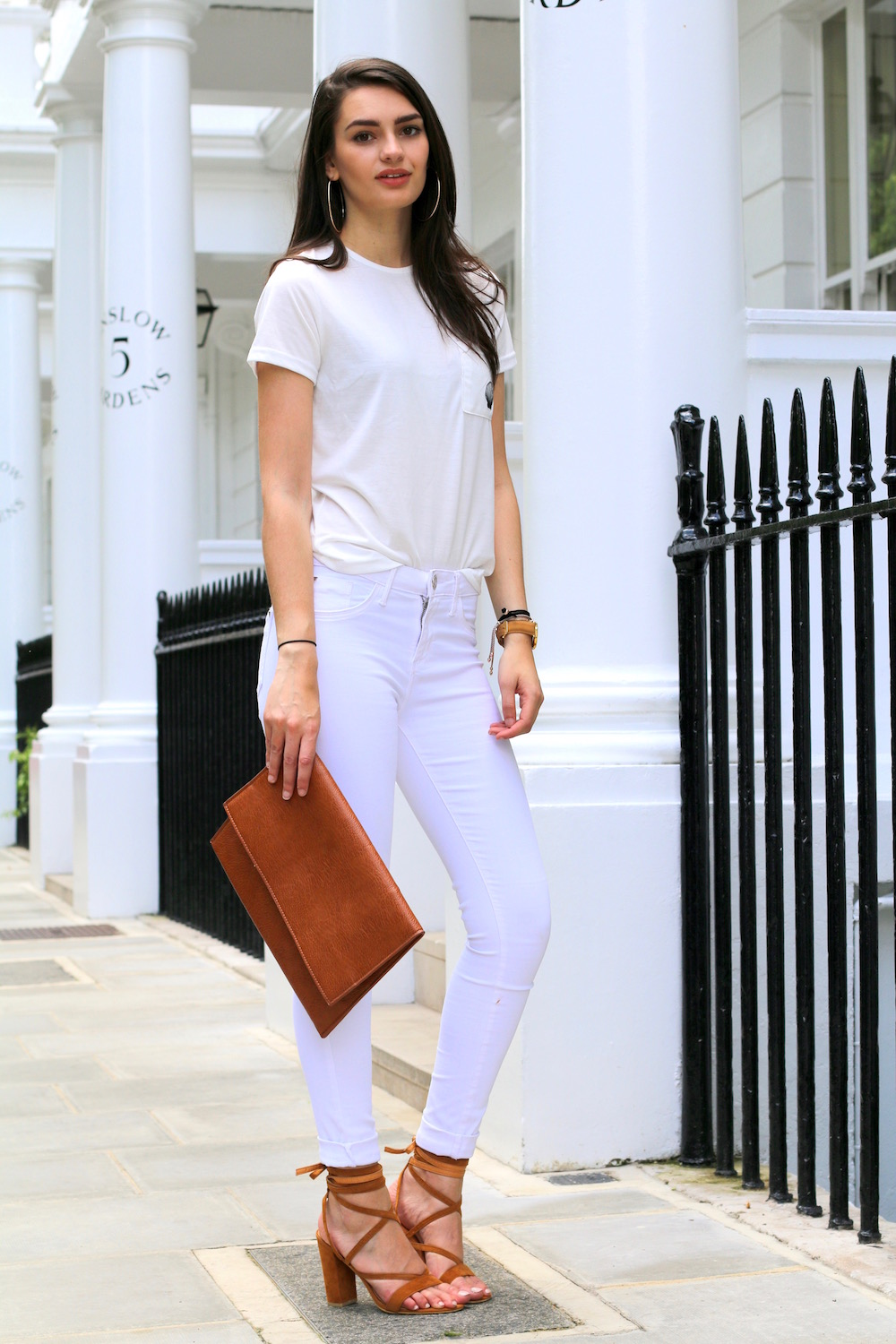 white brown summer style peexo