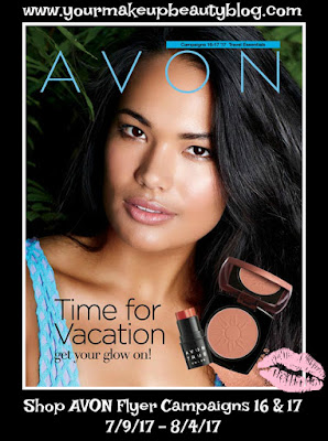 Shop AVON Flyer Campaigns 16 & 17 7/9/17 - 8/4/17