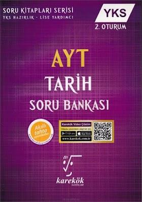 Karekök AYT Tarih Soru Bankası PDF