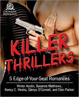 Killer thrillers cover