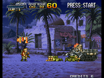Metal Slug X link available For Desktop OR Laptop Metal Slug X One of the most popular arcade game Publish By SNK Playmore in 2014. this first-time release for PlayStation one.