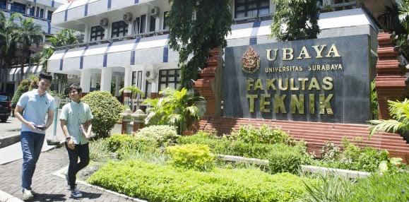 Daftar Alamat Dan Nomor Telepon Universitas Di Surabaya