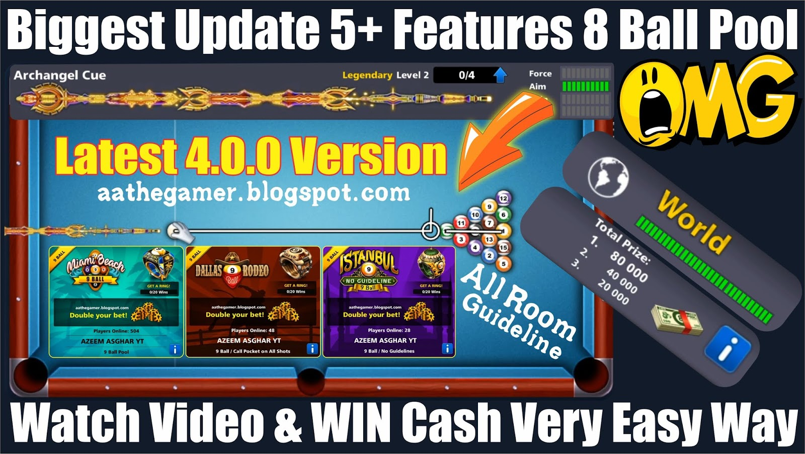 8 ball pool mod apk 4.2 0 guideline