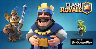 Cara Bermain Clash Royale yang 'Wajib' Kamu Ketahui