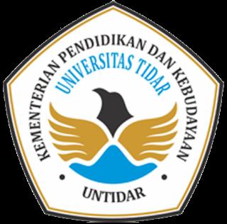 PENERIMAAN CALON MAHASISWA BARU ( UNTIDAR ) UNIVERSITAS TIDAR