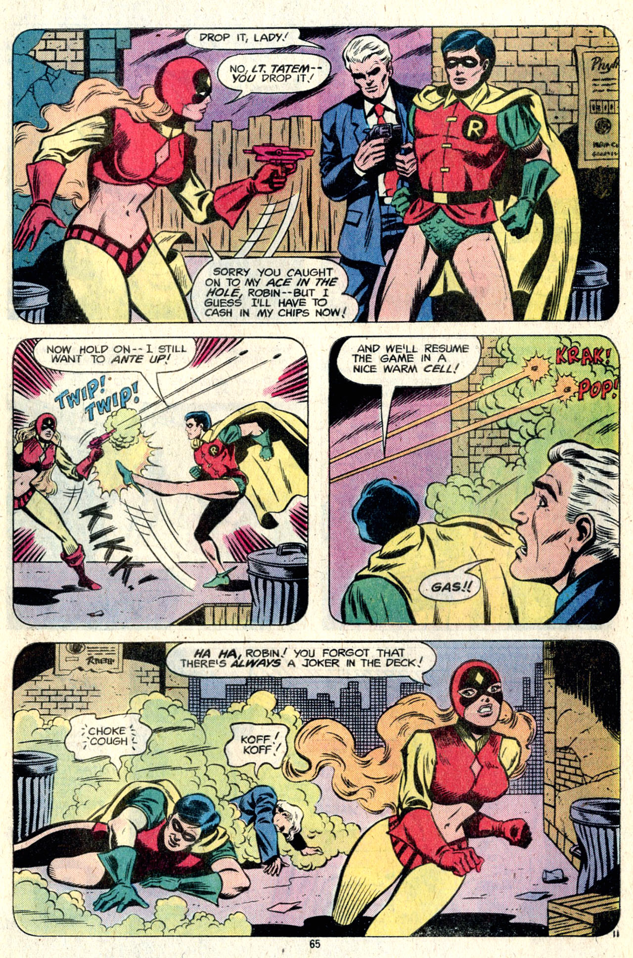 Detective Comics (1937) 482 Page 65