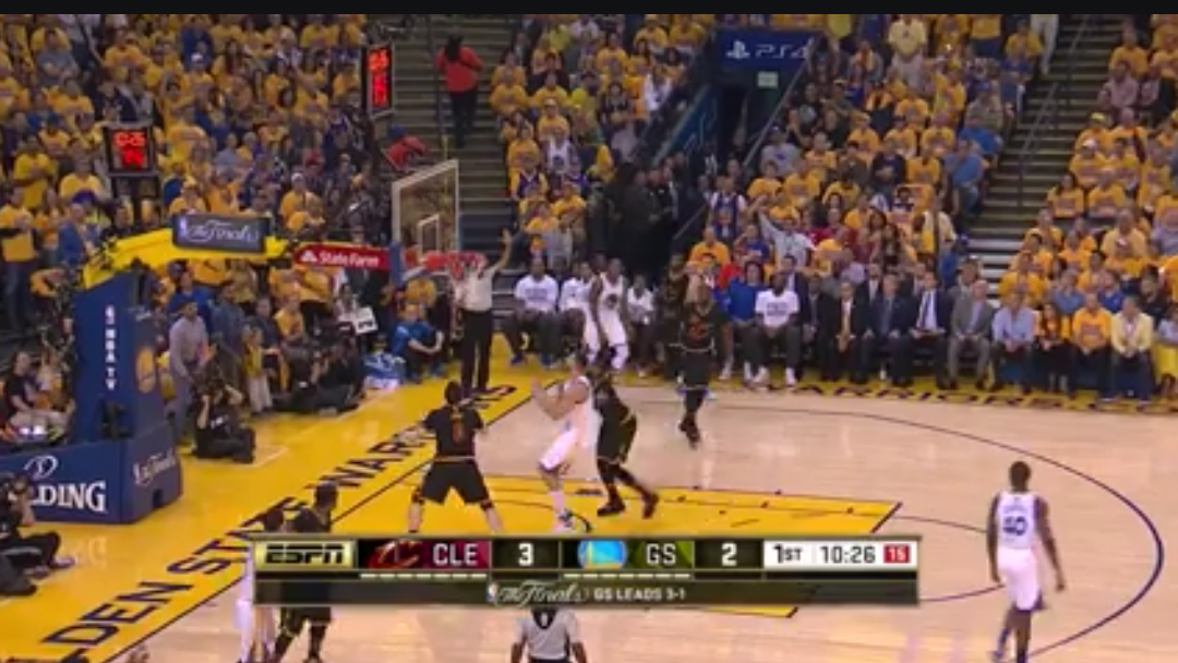 NBA Finals 2016 Game 5 Live: CLE vs GSW Scores and Results ...