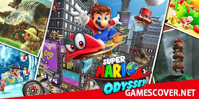 Super Mario Odyssey Review & Gameplay