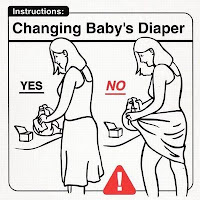 Funny Baby Instructions