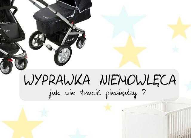 pieniądze a wyprawka niemowlęca