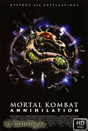 Mortal Kombat Aniquilacion [1080p] [Latino-Ingles] [MEGA]