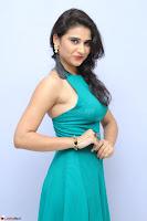 Priya Singh in a sleeveless Green Gown at Manasainodu music launch 011.08.2017 ~ Exclusive Celebrity Galleries 043.JPG