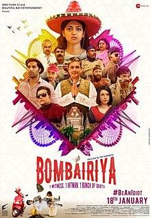 Bombairiya 2019 Hindi 720p Full Hd Download