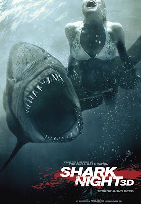 Shark night Película en 3D