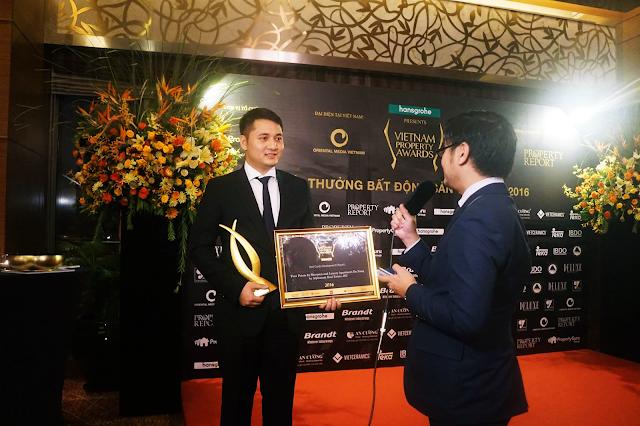 Luxury Apartment nhận giải thưởng căn hộ tốt nhất Việt Nam