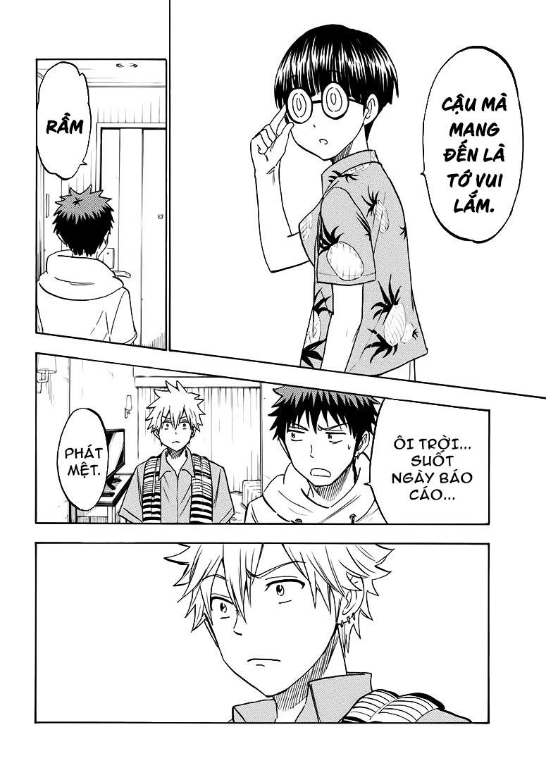 Yamada-kun to 7-nin no majo chap 200 Trang 19 - Mangak.info