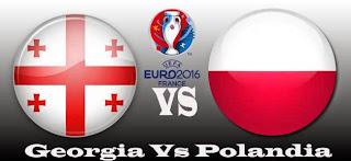 Georgia vs Polandia