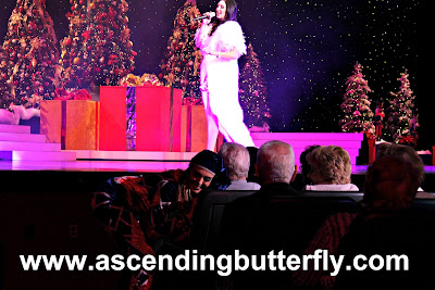 Tropicana's Holiday Magic, Tropicana Atlantic City Casino 2015 Holiday Magic Show
