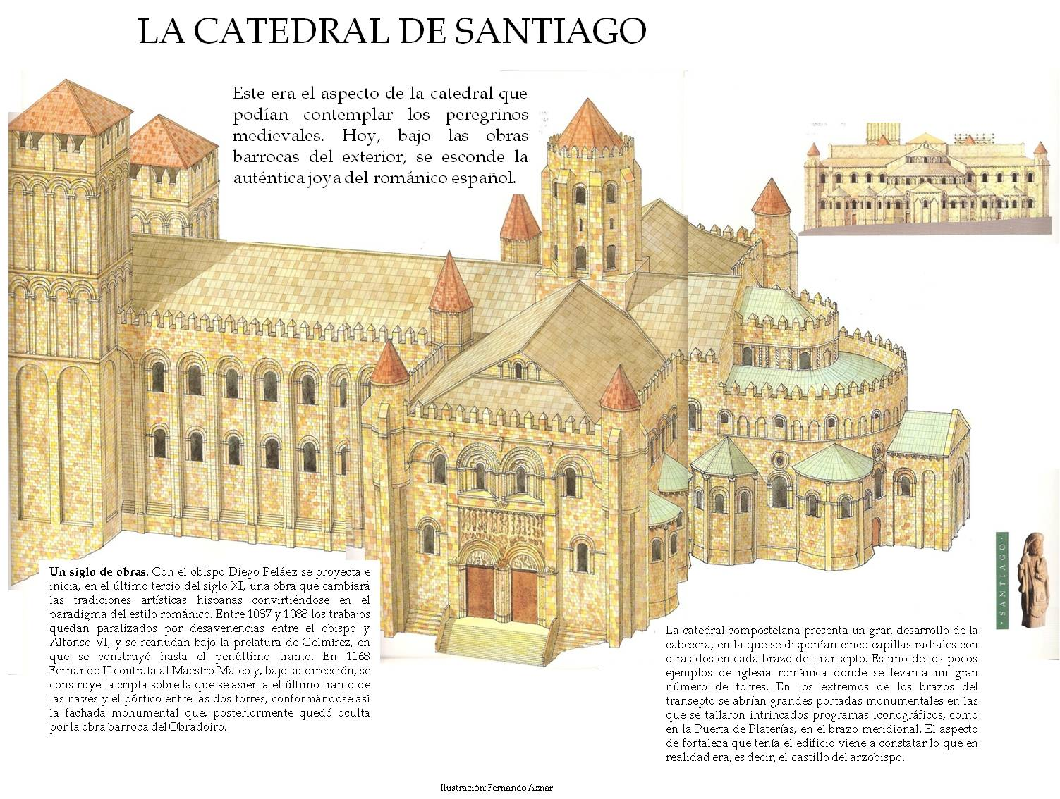 Arel arte arquitectura rom nica for El tiempo en st hilari sacalm