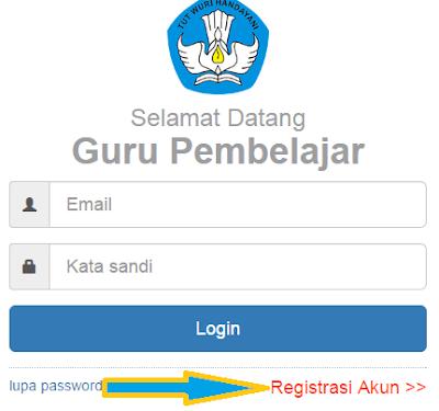 gambar registrasi di sim PKB