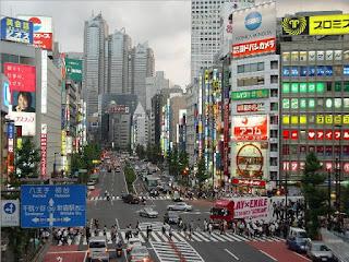 Destinasi Liburan Shinjuku Di Tokyo