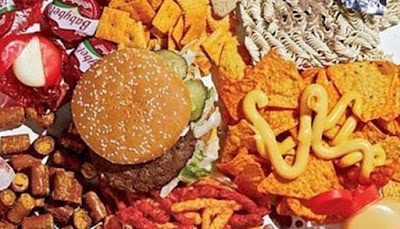 Daftar Makanan Yang Dapat Merusak Kecantikan Kulit