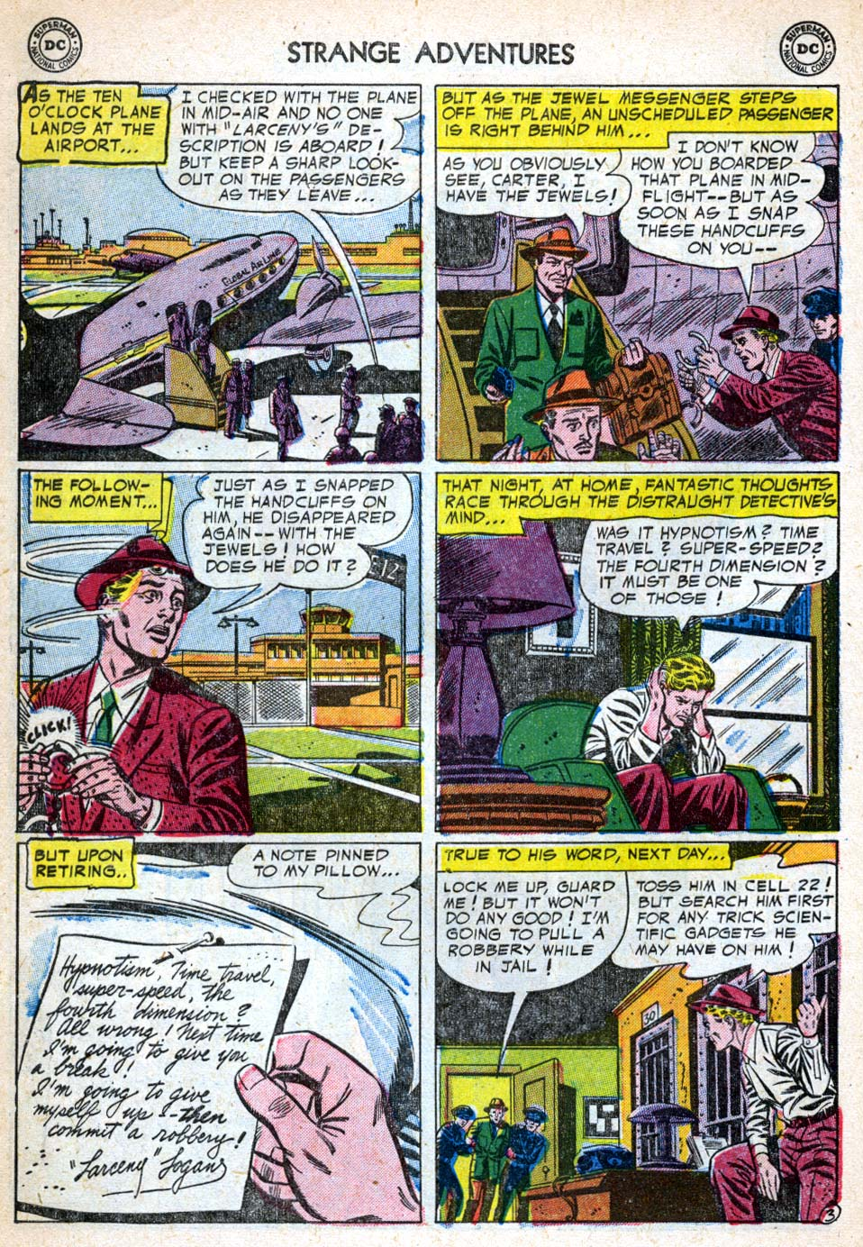 Strange Adventures (1950) issue 50 - Page 30
