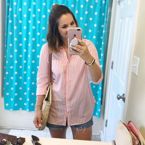 north carolina blogger, style on a budget, mom style, how to dress for the end of summer