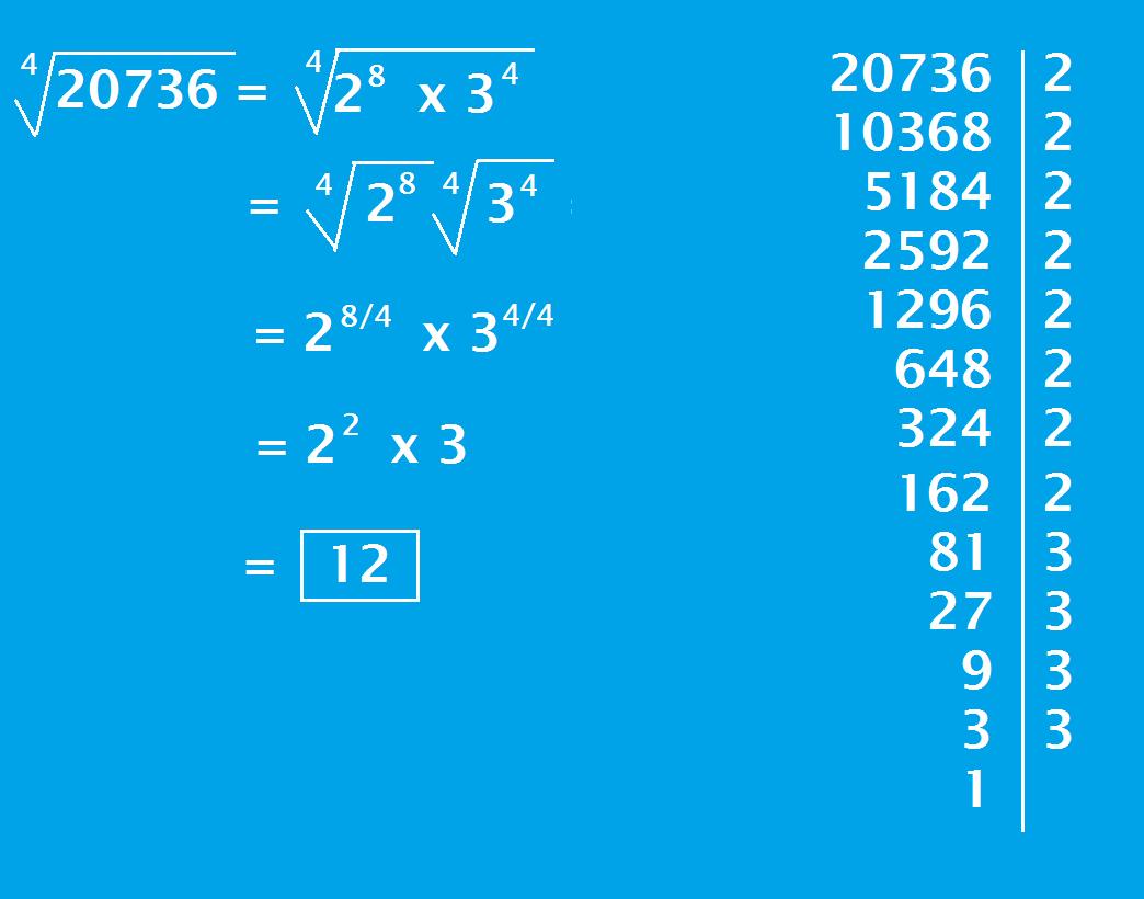La Raiz Cuadrada De 25 | Calculadora Para Sacar Raiz Cuarta Solo ...