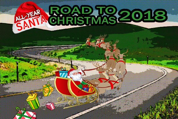 Road To Christmas.Figured Out The Road To Christmas 2018