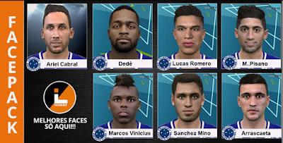 PES 2016 Facepack brasileirão by Lucas Facemaker