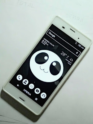 Pengalaman Menggunakan Smartphone Sozy Xperia Z3 Docomo