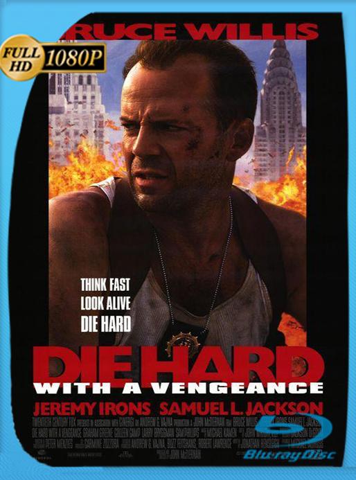 Duro de matar 3 – La venganza (1995) Full HD [1080p] Latino Dual [GoogleDrive] VengadorHD
