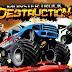 تحميل لعبة الشاحنات الممتعة Monster Truck Destruction النسخة المعدلة للاندرويد باخر تحديث
