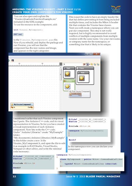 Learn delphi pdf components