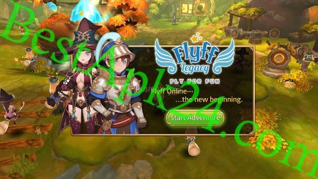 Flyff Legacy Android MOD APK Download 3 - Flyff Legacy v2.5.3 + Mod APK
