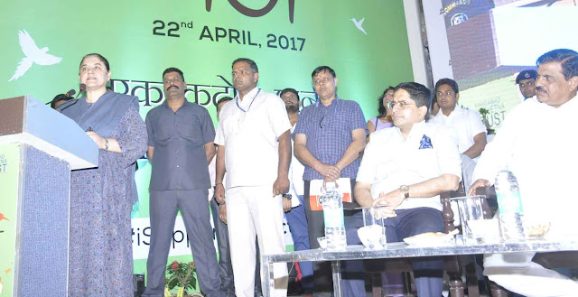 menka-gandhi-in-faridabad-haryana