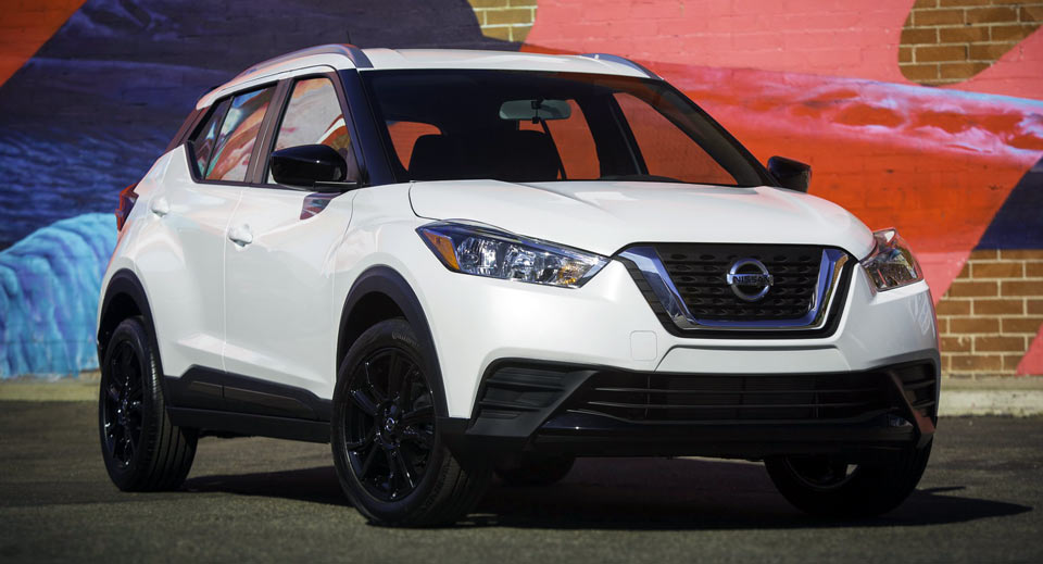 Nissan Kicks Makes A Punch In Los Angeles