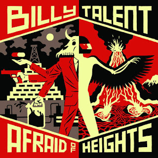 Billy Talent - Afraid Of Heights (2016) - Album Download, Itunes Cover, Official Cover, Album CD Cover Art, Tracklist