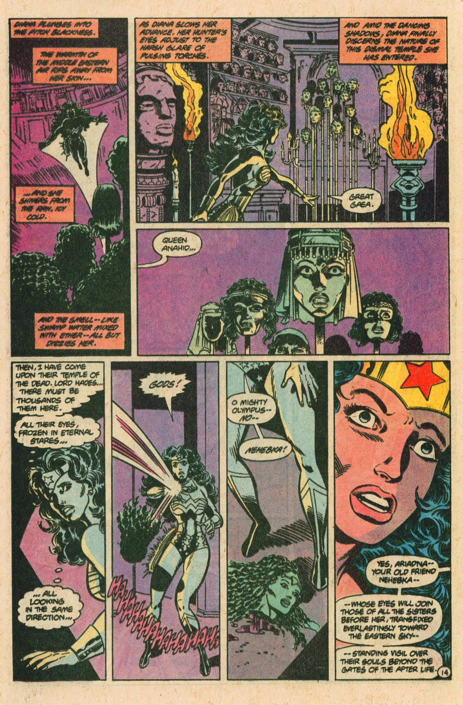 Read online Wonder Woman (1987) comic -  Issue #34 - 15