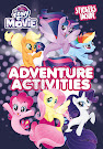 My Little Pony MLP The Movie: Adventure Activities Books