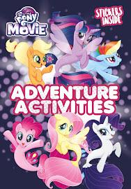 My Little Pony MLP The Movie: Adventure Activities Books