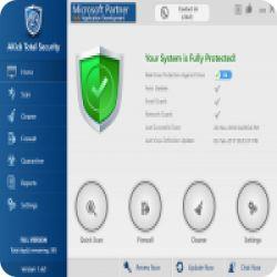 تحميل Akick Total Security لحماية الكمبيوتر مع كود التفعيل serial number