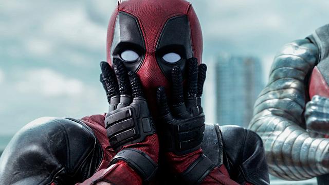 """Resultado de imagem para """"Deadpool 2"""" premiere line"""