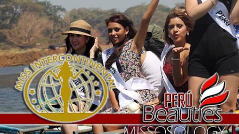 MISS INTERCONTINENTAL 2016 | ¿Dónde estás Miss Perú?