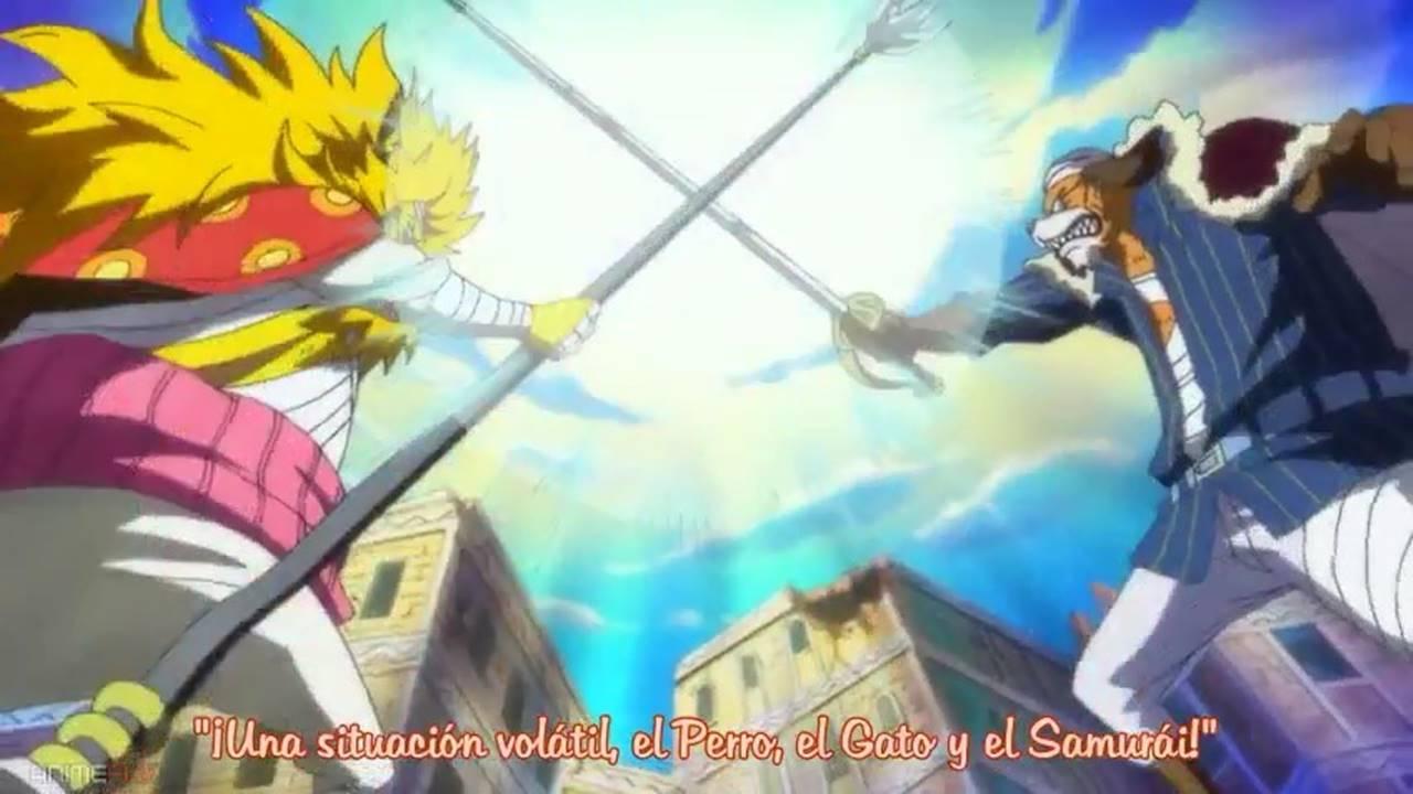 One Piece Anime cap 767 sub español