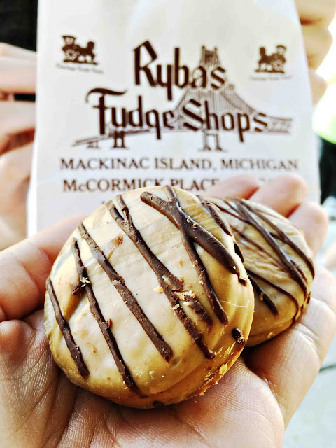 Mackinac Island Rybas Fudge