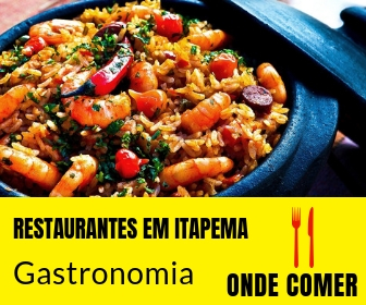 Onde comer em Itapema?